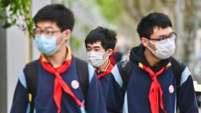Provinz Henan, China: Hunderte Schüler haben plötzlich Fieber – Keine Tests, keine Medienberichte