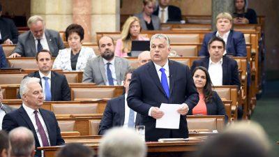 Notstandsgesetz in Ungarn: EU-Kommission greift nicht ein