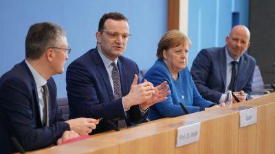 Deutschland hat 78 Tage bis zum vollständigen Lockdown einfach verstreichen lassen