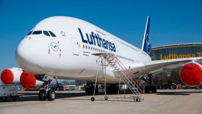 Lufthansa schließt Flugbetrieb der deutschen SunExpress