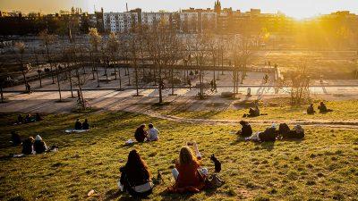 """The European""-Herausgeber fordert Lockerung der Maßnahmen nach dem 20. April"