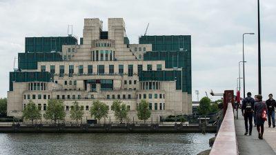 Britische Geheimdienste drängen auf Neubewertung der Beziehungen zu China