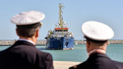 NGOs kritisieren Hafenschließungen in Italien wegen Corona-Krise