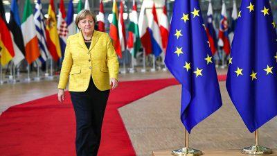 Der Wiederaufbaufonds, bei dem eigentlich alles noch unklar ist – erster Auftrag an EU-Kommission