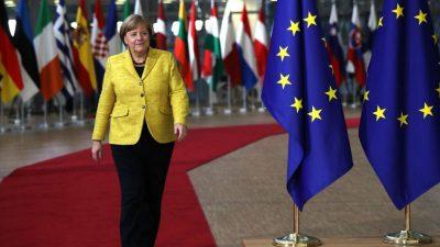 """Ausrichtung auf """"gemeinsame EU-Interessen und Werte"""": Deutschland fordert von EU """"härtere Linie"""" gegenüber China"""