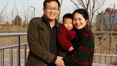 KP Chinas verbietet befreitem Menschenrechtsanwalt die Rückkehr zu seiner Familie