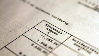 """""""Ehemann"""" und """"Ehefrau"""" sollen offenbar aus Steuerformularen verschwinden"""