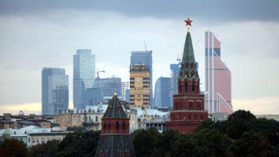 Hackerangriff & Tiergartenmord: Bundesregierung schließt Strafmaßnahmen gegen Russland nicht aus