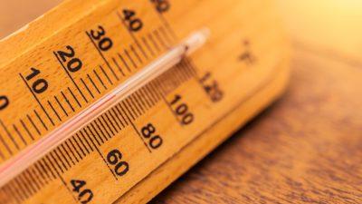 Studie: Coronavirus bleibt auch bei hohen Temperaturen aktiv
