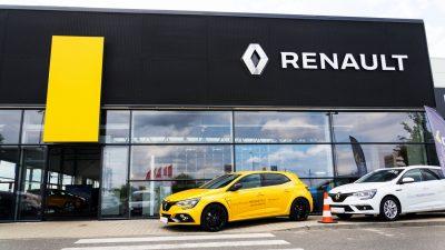Renault zieht sich aus China zurück – China-Venture inmitten Virus-Leiden