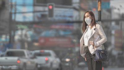 Forscher vermuten Zusammenhang zwischen hoher Luftverschmutzung und Corona-Todeszahlen