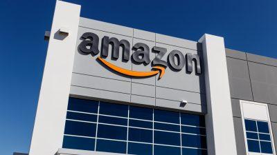 Amazon errichtet eigenes COVID-19-Testlabor