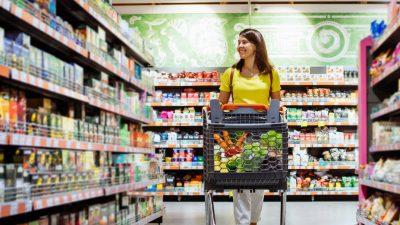Lebensmittel-Einzelhandel: Kommt die vereinbarte Lohnerhöhung?