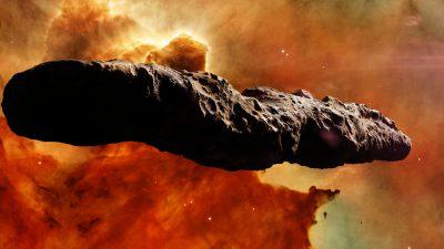 Oumuamua: Weder Asteroid noch Komet – und vielleicht nicht allein