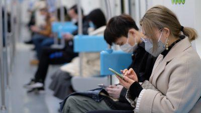 Studie zur anfänglichen Virus-Ausbreitung in China: WHO gab Werte um mindestens die Hälfte zu niedrig an