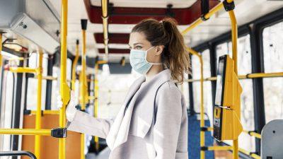 """Hygiene-Experte: """"Die Maske ist das Entscheidende"""" – nicht der Abstand"""