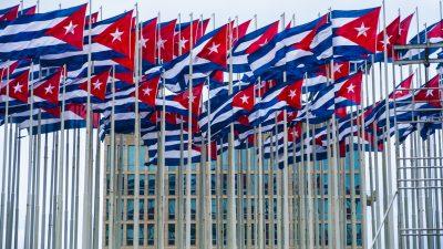 Mann gibt Schüsse auf kubanische Botschaft in Washington ab