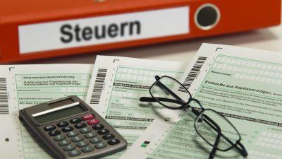 Steuerzahlerbund fordert rigorose Überprüfung staatlicher Ausgaben