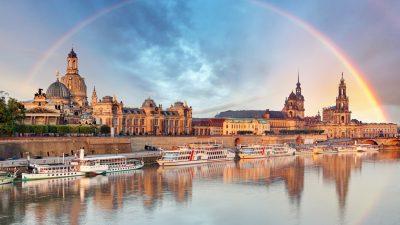 Stadt Dresden verhängt aufgrund der Corona-Krise sofortige Haushaltssperre