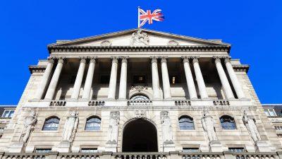 NZZ: Bank of England bricht Tabu – nimmt direkte Staatsfinanzierung durch Zentralbank ein böses Ende?