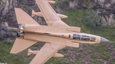 Rechnungshof kritisiert Weiterbetrieb von Tornado-Kampfjets