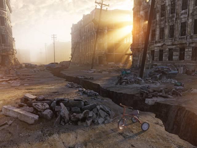 """Erdbeben verhalten sich wie Serienkiller – Erdstöße folgen """"Teufelstreppen""""-Muster"""