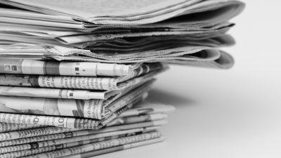 Rückblick auf vier Jahre: Trump in den Medien
