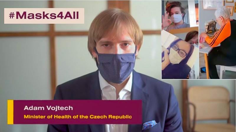 Chinas Maskensammler plünderten Tschechien – Prag rief zu landesweiter Home-Made-Produktion auf