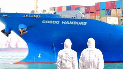 Corona-Krise: Deutsche Firmen in China kommen nicht wieder in Schwung