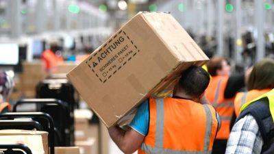 Amazon schafft 3500 neue Jobs in den USA