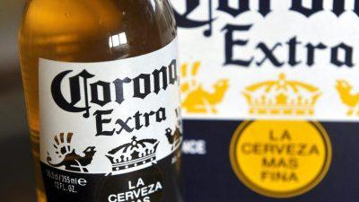 """Gesundheitsnotstand in Mexiko: """"Corona""""-Bierbrauer stellt Produktion vorübergehend ein"""