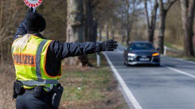 490.000 Polizeikontrollen in Bayern wegen Corona-Auflagen – Innenminister zeigen sich trotz Verstößen zufrieden