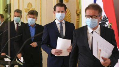 Österreich: Große Erfolge im Kampf gegen Corona – aber zunehmender Unmut über Maßnahmen