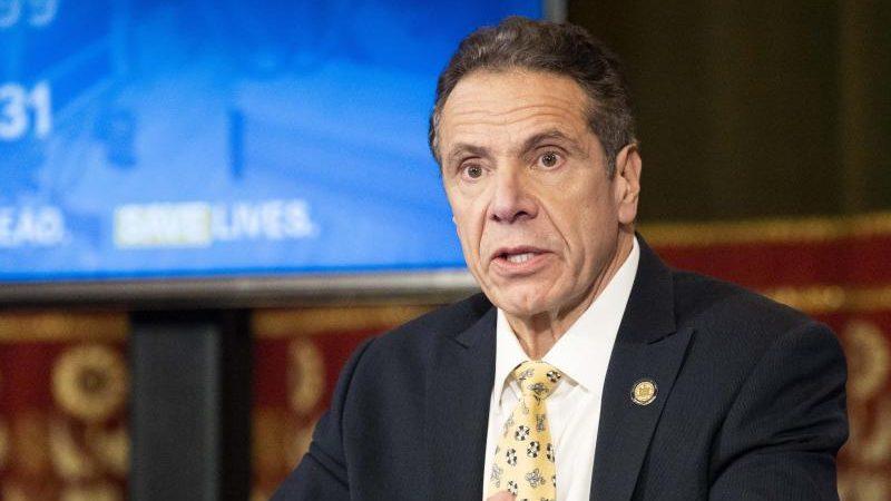 Druck auf New Yorker Gouverneur wegen Belästigungsvorwürfen wächst