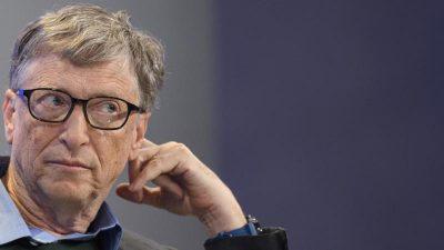 """""""Illegale medizinische Versuche"""": Zahlreiche Inder fordern die Verhaftung von Bill Gates"""