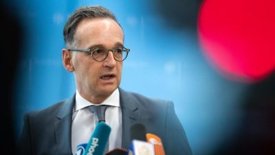 """Maas warnt vor """"radikalen Extremisten und Antisemiten"""" bei Grundrechte-Demos"""