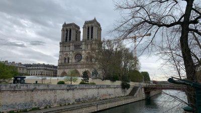 Vor einem Jahr brannte die Kathedrale Notre-Dame – Einsturzgefahr noch nicht gebannt