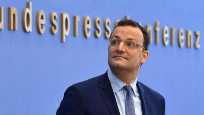 Jens Spahn will Verjüngung an CDU-Spitze