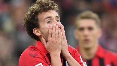 Bericht: FC Chelsea denkt über Waldschmidt nach