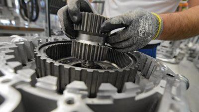 Wirtschafts-Krise belastet deutsche Maschinenbauer – Kurzarbeit und Produktionsstopps