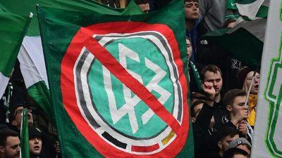 Fanszene macht Druck auf Bundesliga-Fußball