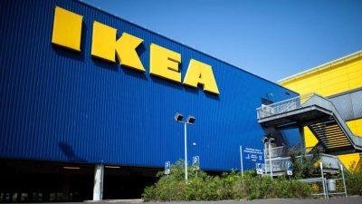 """Ikea wegen """"Stasi""""-Methoden in Frankreich vor Gericht"""