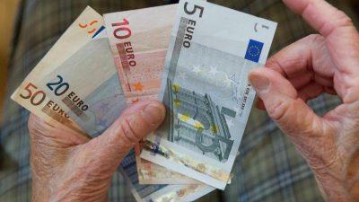 Kabinett plant Beschluss für höhere Renten zum 1. Juli
