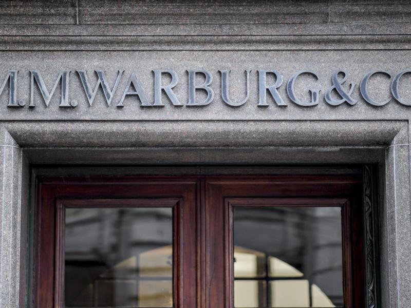 Warburg-Bank begleicht Cum-Ex-Steuerforderungen