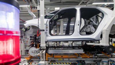 VW fährt die Produktion wieder hoch – Zuliefererbranche erhält wieder Aufträge