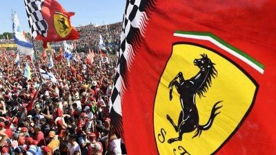 Ferrari droht mit Ausstieg aus der Formel 1
