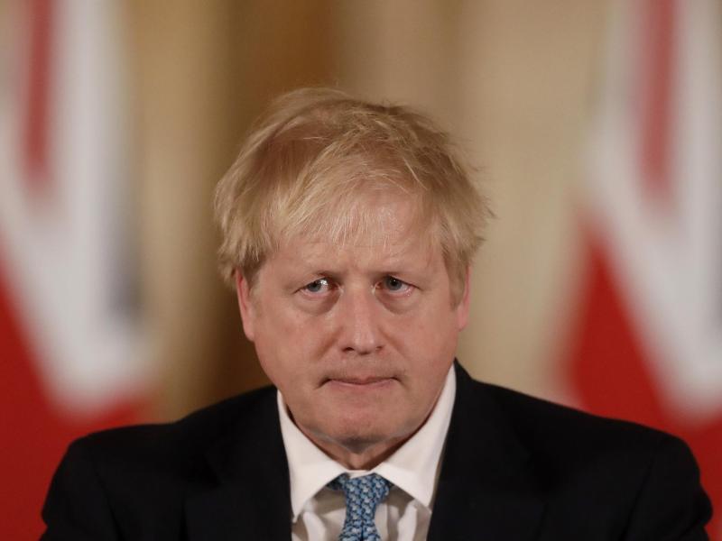 """Johnson zu Messerangriff in Reading: """"Meine Regierung wird aus diesem und ähnlichen Fällen lernen"""""""