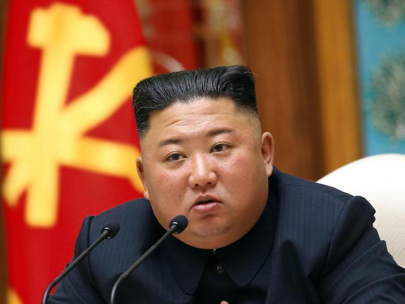 Nordkoreas Machthaber Kim gibt Fehler in der Wirtschaftspolitik zu