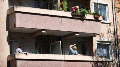 94-Jähriger stürzt aus vierter Etage von Altersheim