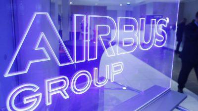 Airbus macht im ersten Quartal 481 Millionen Euro Verlust